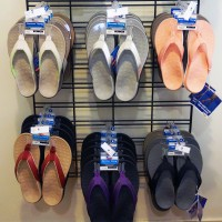 Sole Podiatry Orthaheel Thongs
