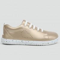 Childrens Footwear Bobux Kid Grasscourt Sneaker in Gold