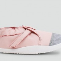 Childrens Footwear Bobux Xplorer origin in Seashell Pink